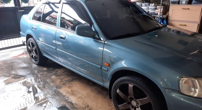 2001 Honda City Type Z AT