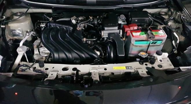 2018 Nissan Almera 1.2 Base MT