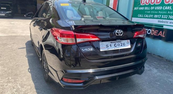 2021 Toyota Vios 1.5 GR-S CVT
