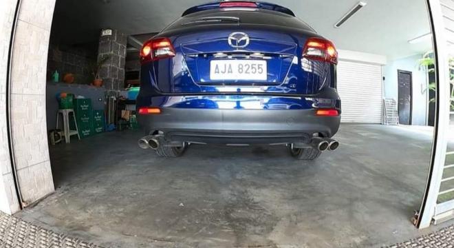 2015 Mazda CX-9 3.7L AT Gasoline
