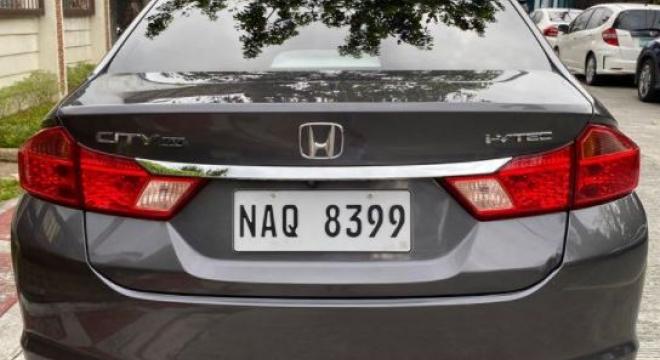 2017 Honda City 1.5 AT