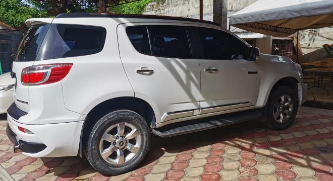 2015 Chevrolet Trailblazer LTZ SE 4WD