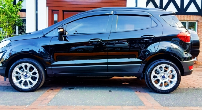 2018 Ford EcoSport 1.5L AT Gasoline