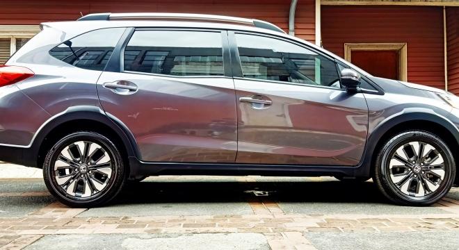 2021 Honda BR-V 1.5L AT Gasoline