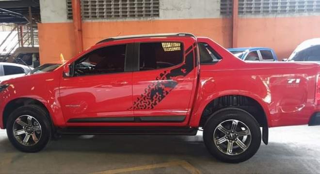 2019 Chevrolet Colorado 2.8L AT Diesel