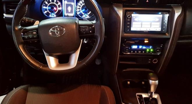 2019 Toyota Fortuner 2.4 G AT Diesel