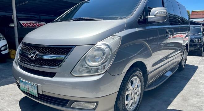 2012 Hyundai Grand Starex AT Diesel