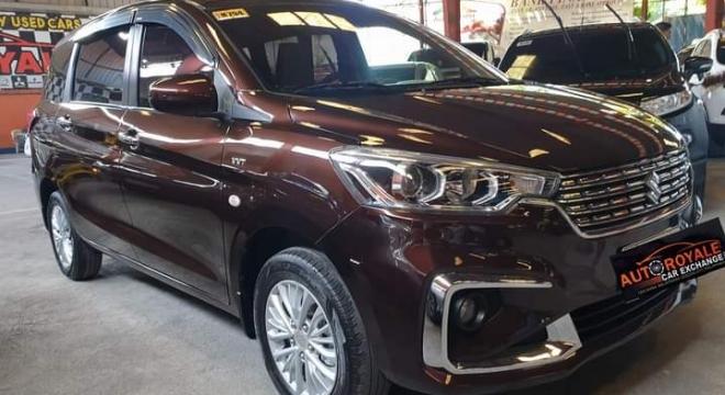 2019 Suzuki Ertiga GL 1.5 AT (Upgrade)