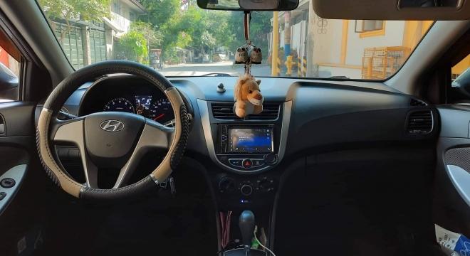 2014 Hyundai Accent Sedan 1.4L AT Gasoline