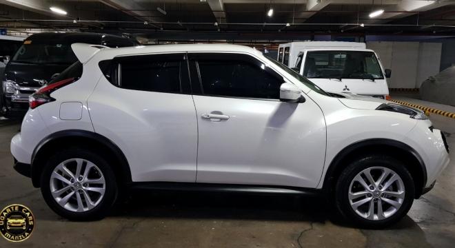 2018 Nissan Juke AT Gasoline