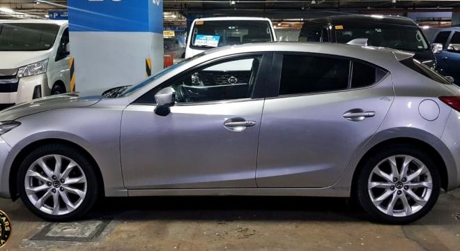 2014 Mazda 3 Hatchback 2.0L R AT