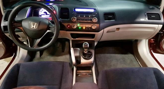 2007 Honda Civic 1.8S AT