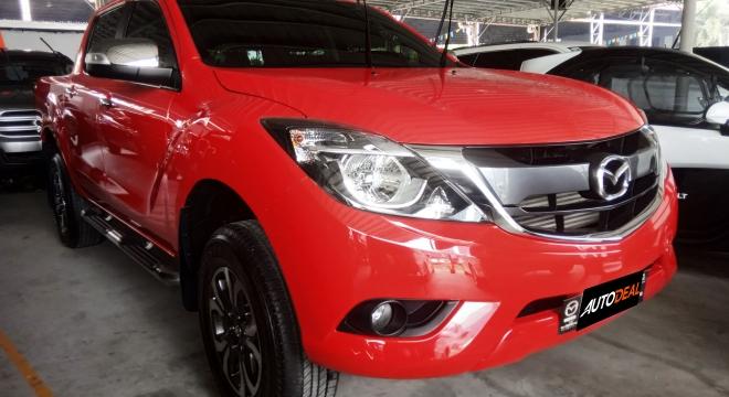 2020 Mazda BT-50 AT