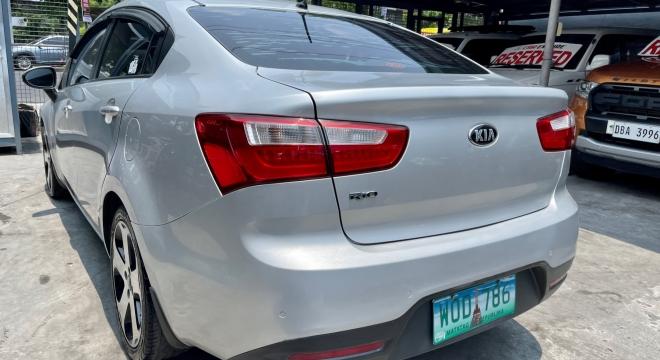 2013 Kia Rio Sedan 1.4L EX A/T