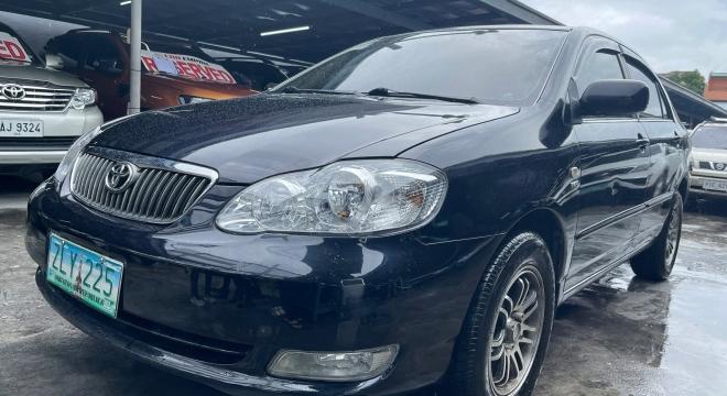 2008 Toyota Corolla Altis 1.6 E AT