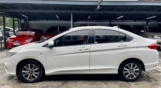 2019 Honda City 1.5L CVT Gasoline