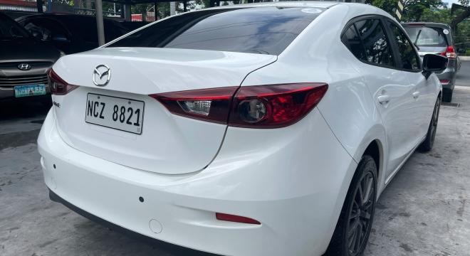 2016 Mazda 3 Sedan 1.6L AT Gasoline