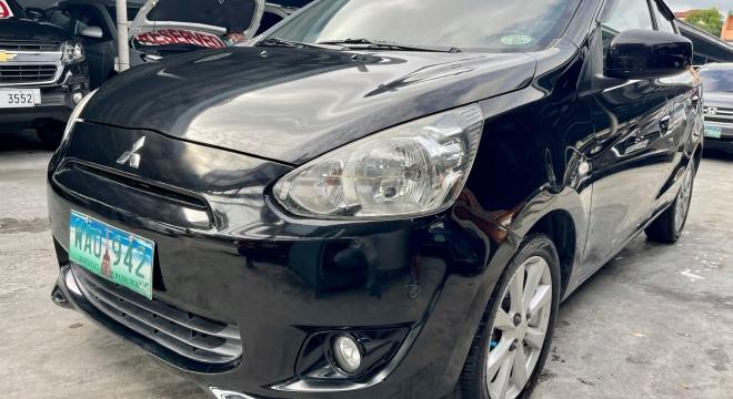 2013 Mitsubishi Mirage GLS CVT