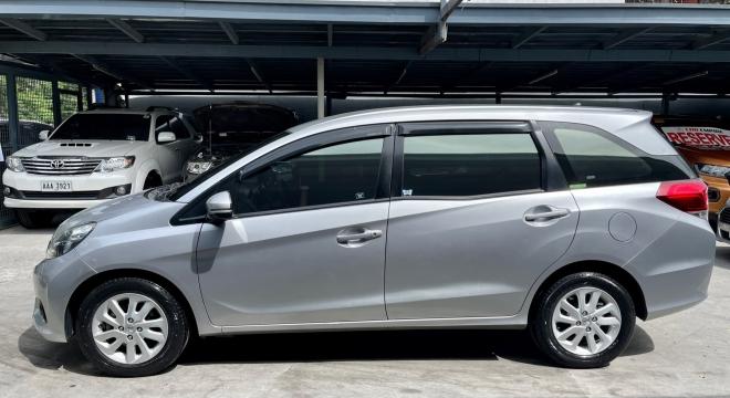 2016 Honda Mobilio 1.5L AT Gasoline