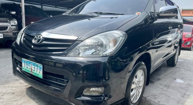 2012 Toyota Innova 2.0 G AT