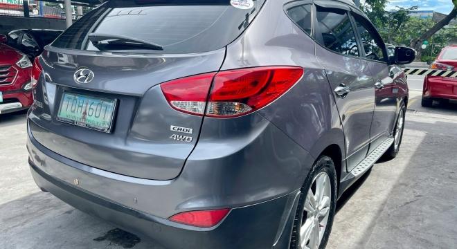 2012 Hyundai Tucson 2.0 GL 4X4 Diesel AT