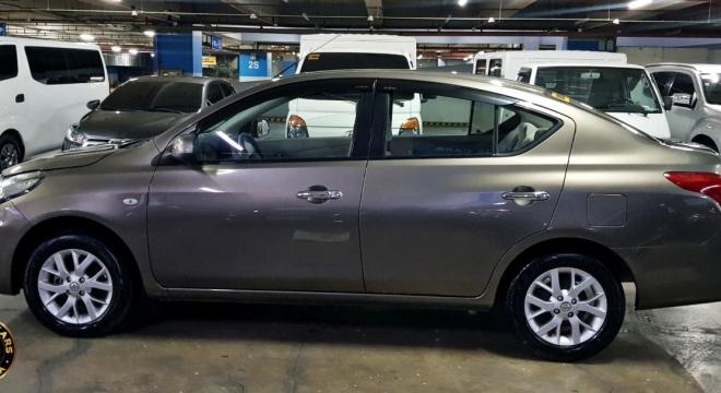 2019 Nissan Almera 1.5 E MT