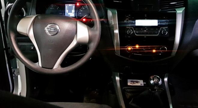 2018 Nissan Navara 2.5 EL Calibre MT 4x2
