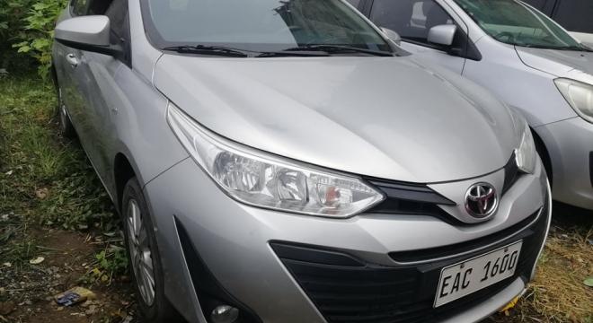 2019 Toyota Vios 1.3 E MT Gasoline