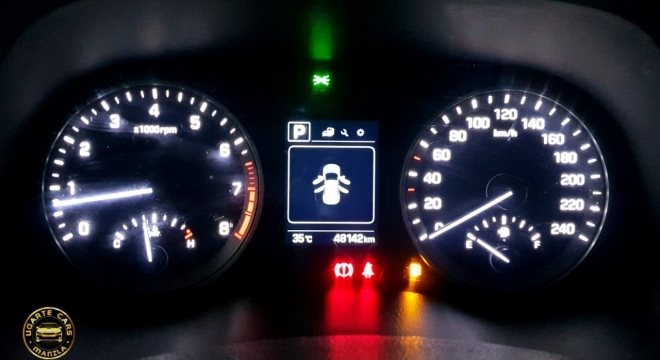 2016 Hyundai Tucson GL 2.0L AT Gasoline