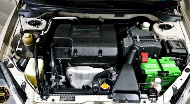 2009 Mitsubishi Lancer GLS
