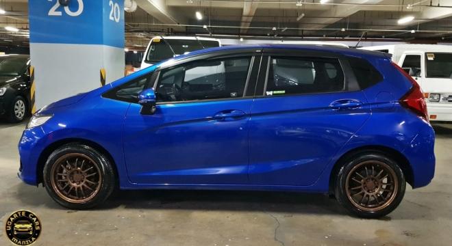 2019 Honda Jazz 1.5L VX VTEC Navi AT