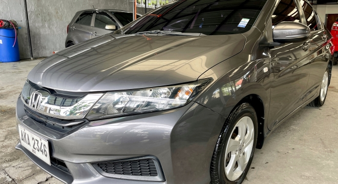2015 Honda City 1.5E CVT Gasoline