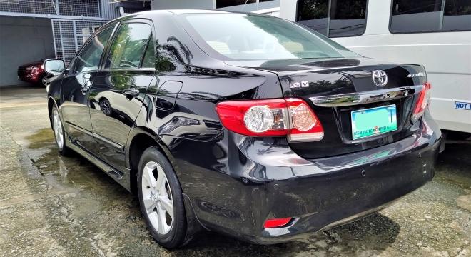 2011 Toyota Corolla Altis 1.6 V AT