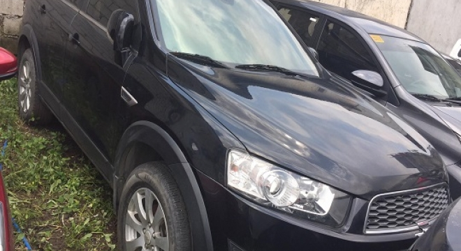 2015 Chevrolet Captiva 2.0 4x2 LS