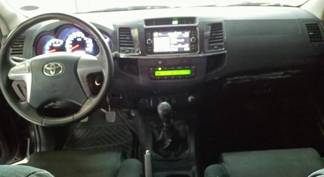 2015 Toyota Fortuner G MT