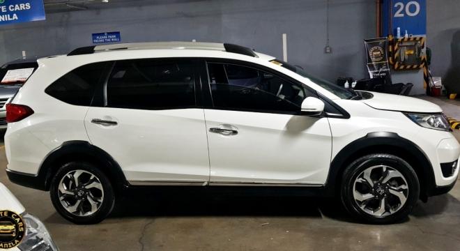 2017 Honda BR-V 1.5L AT Gasoline