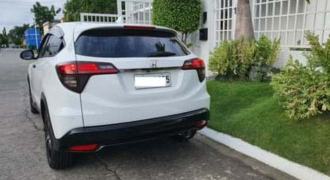 2019 Honda HR-V RS AT