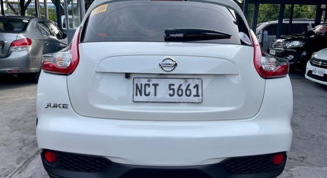 2019 Nissan Juke 1.6L CVT Gasoline