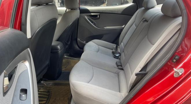 2013 Hyundai Elantra 1.8 GLS AT