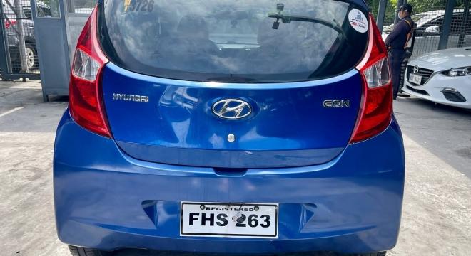 2012 Hyundai Eon GLS