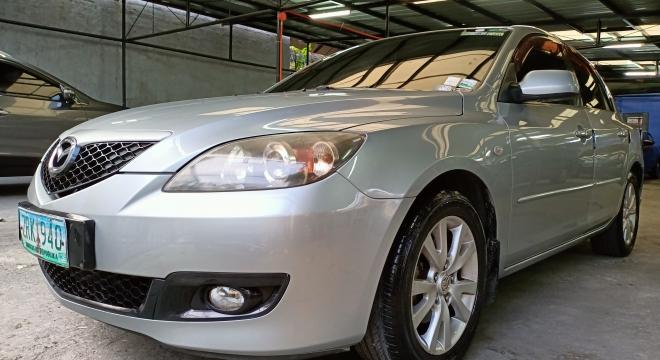 2008 Mazda 3 Hatchback 1.6S Hatchback AT