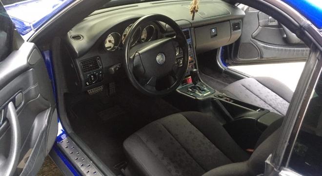 1997 Mercedes-Benz SLK-Class 2.3L AT Gasoline