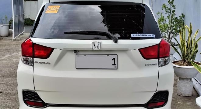2020 Honda Mobilio 1.5L AT Gasoline