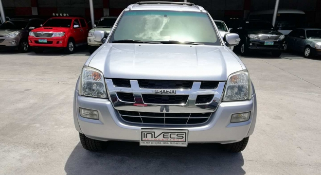 2006 Isuzu Alterra 3.0L AT Diesel