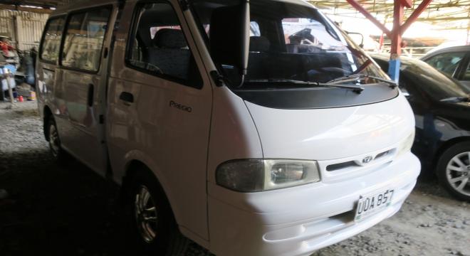 2001 Kia Pregio 2.7L MT Diesel