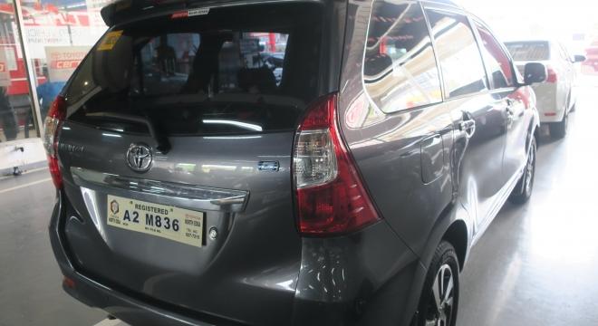 2018 Toyota Avanza G AT