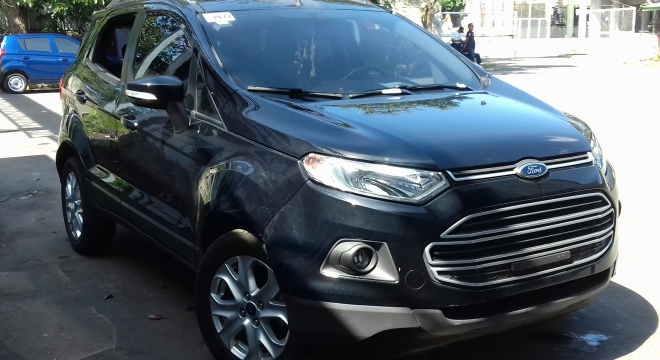 2015 Ford EcoSport 1.5L AT Gasoline
