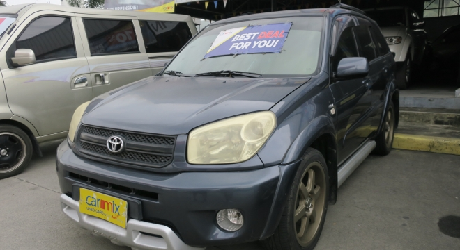 2003 Toyota Rav4 2.0L AT Gasoline