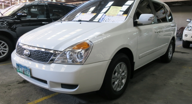 2012 Kia Carnival LX A/T (LWB)