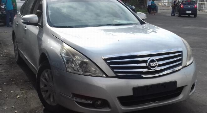 2013 Nissan Teana 250 XL CVT